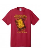 Into the woods NSTC t-shirt